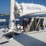 Ponce Inlet Fun Cat Sailing