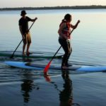 Ponce Inlet Stand Up Paddleboarding