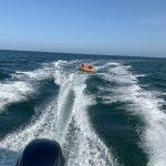 Having a blast tubing in the Atlantic