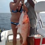 WOW this is a big fish from our fishing charter