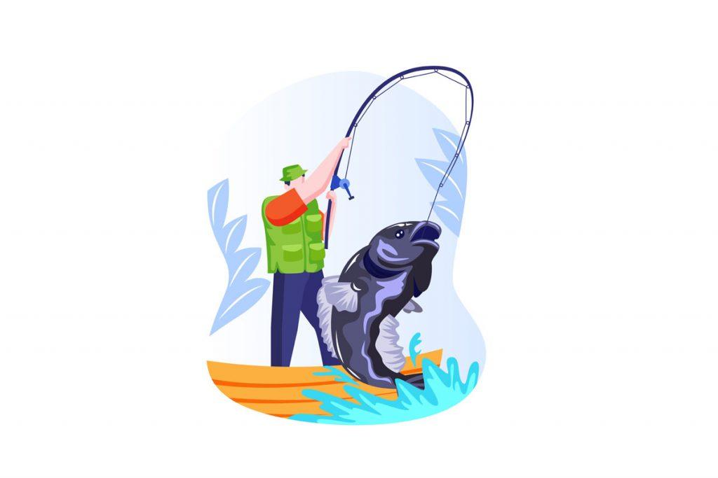 FL, Daytona Beach fishing