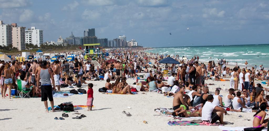 Daytona Beach Spring Break