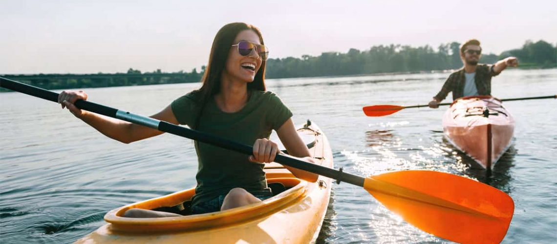 How Many Calories Does Kayaking Burn